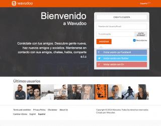 Website de Wavudoo