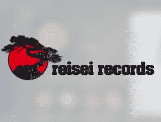 Logotipo para el sello discográfico Reisei Records