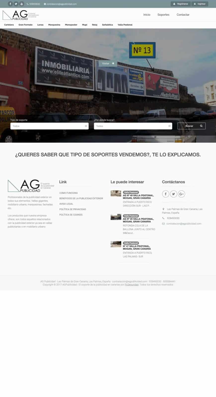 AG publicidad